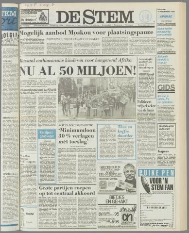de Stem 1984-11-27