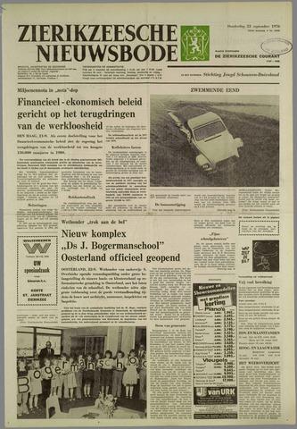 Zierikzeesche Nieuwsbode 1976-09-23