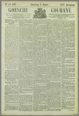 Goessche Courant 1915-03-06