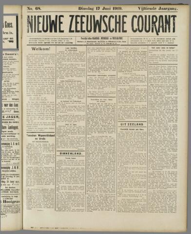 Nieuwe Zeeuwsche Courant 1919-06-17