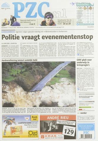 Provinciale Zeeuwse Courant 2010-02-17
