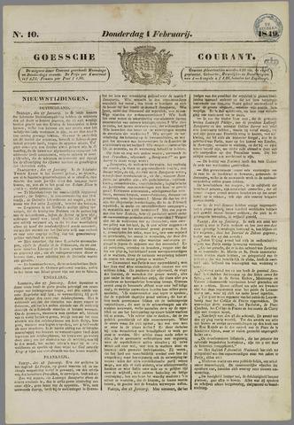 Goessche Courant 1849-02-01