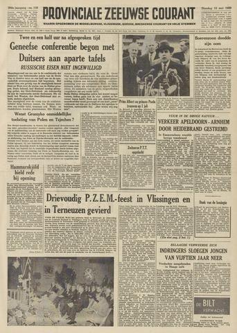 Provinciale Zeeuwse Courant 1959-05-12