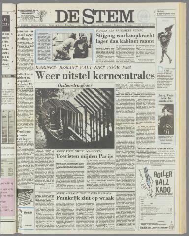de Stem 1986-09-19