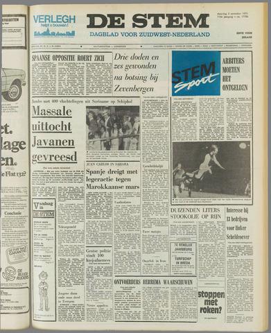 de Stem 1975-11-03