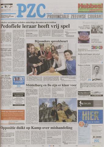 Provinciale Zeeuwse Courant 2006-11-18