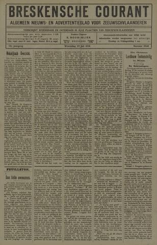 Breskensche Courant 1924-07-23