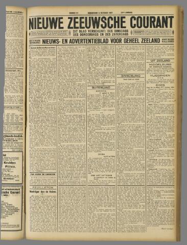 Nieuwe Zeeuwsche Courant 1927-10-06