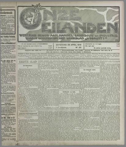 Onze Eilanden 1919-04-26