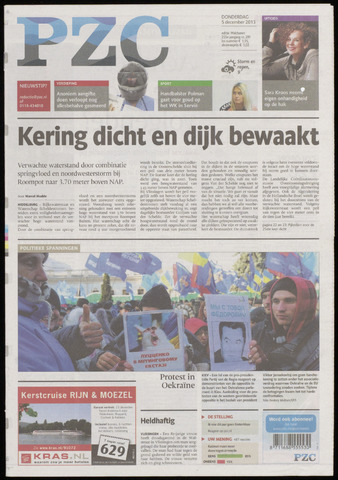 Provinciale Zeeuwse Courant 2013-12-05