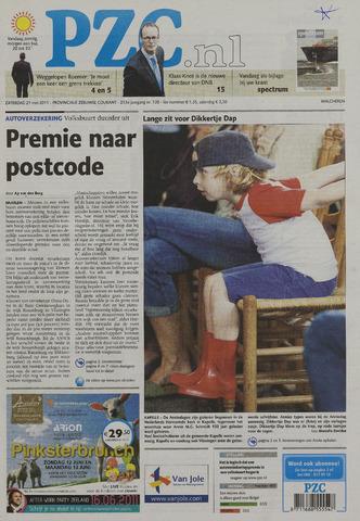 Provinciale Zeeuwse Courant 2011-05-21
