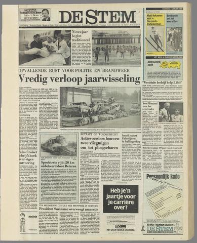 de Stem 1989