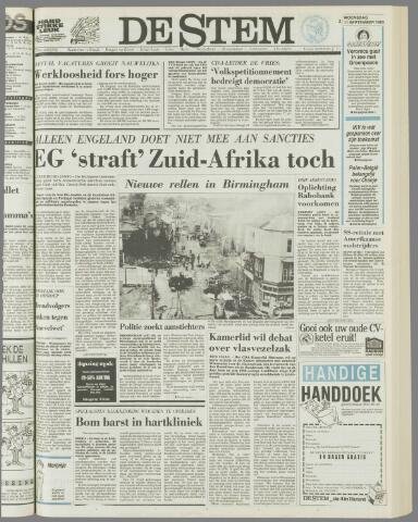 de Stem 1985-09-11