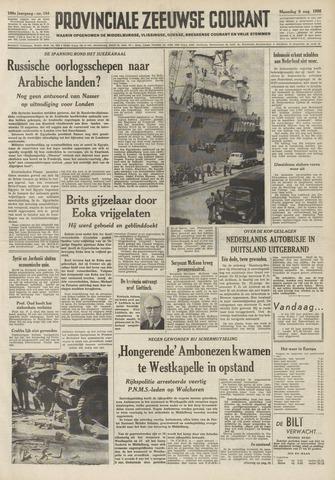 Provinciale Zeeuwse Courant 1956-08-06