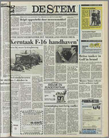 de Stem 1987-09-22