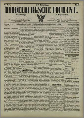 Middelburgsche Courant 1893-09-06