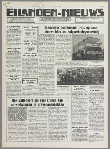 Eilanden-nieuws. Christelijk streekblad op gereformeerde grondslag 1980-03-11