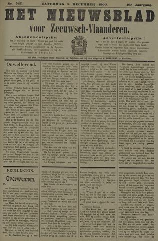 Nieuwsblad voor Zeeuwsch-Vlaanderen 1900-12-08