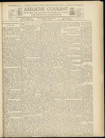 Axelsche Courant 1946-08-10