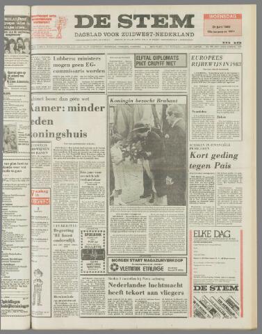 de Stem 1980-06-25