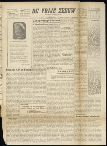 de Vrije Zeeuw 1946-08-31