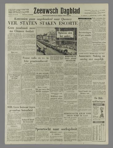 Zeeuwsch Dagblad 1958-10-09
