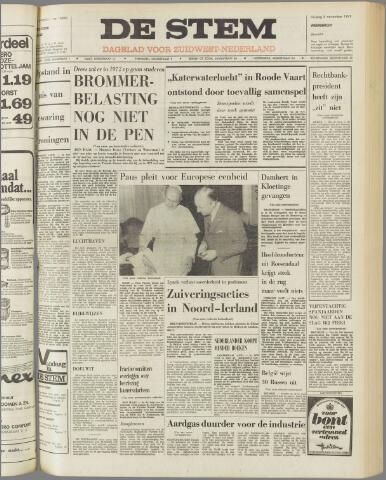 de Stem 1971-11-05