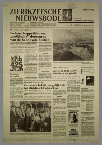 Zierikzeesche Nieuwsbode 1981-07-16