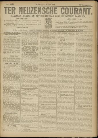 Ter Neuzensche Courant. Algemeen Nieuws- en Advertentieblad voor Zeeuwsch-Vlaanderen / Neuzensche Courant ... (idem) / (Algemeen) nieuws en advertentieblad voor Zeeuwsch-Vlaanderen 1916-03-04