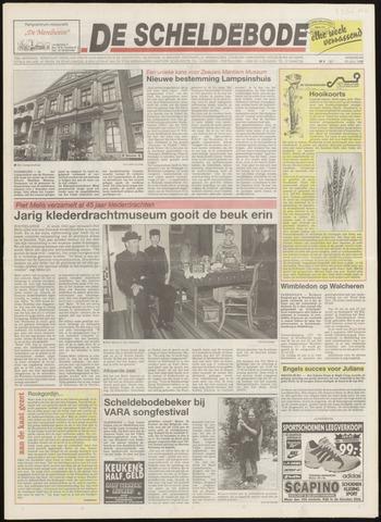 Scheldebode 1996-07-04