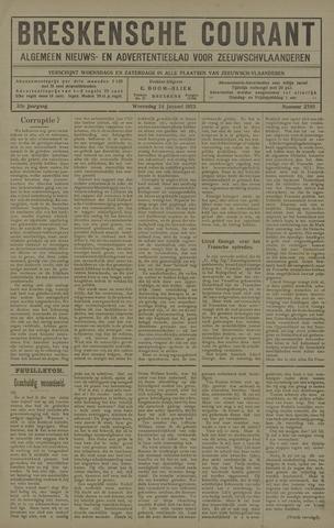 Breskensche Courant 1923-01-24