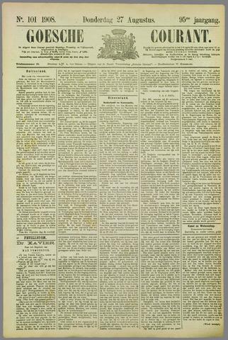 Goessche Courant 1908-08-27