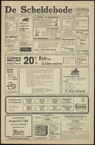 Scheldebode 1961-01-05