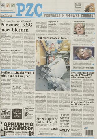 Provinciale Zeeuwse Courant 2000-02-04