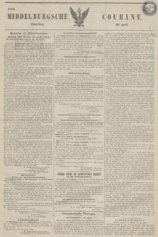 Middelburgsche Courant 1852-04-20
