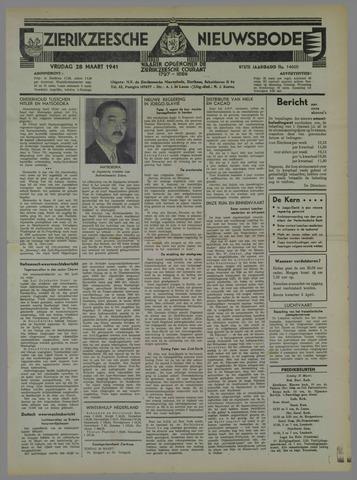 Zierikzeesche Nieuwsbode 1941-03-28