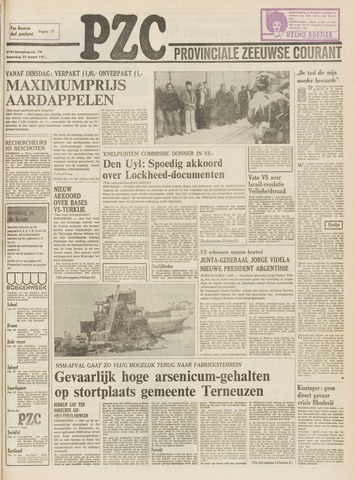 Provinciale Zeeuwse Courant 1976-03-27