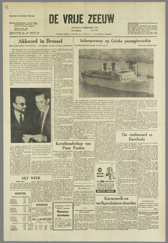 de Vrije Zeeuw 1963-12-24