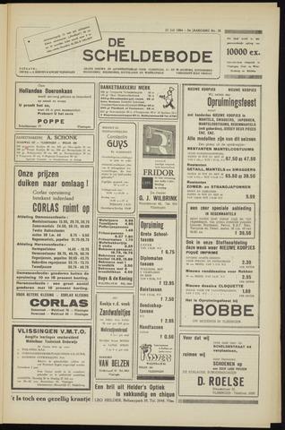 Scheldebode 1954-07-23