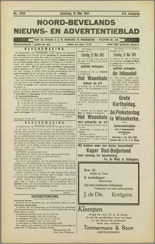 Noord-Bevelands Nieuws- en advertentieblad 1941-05-31