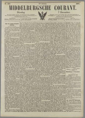 Middelburgsche Courant 1897-12-07