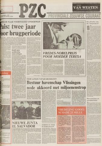 Provinciale Zeeuwse Courant 1979-10-18