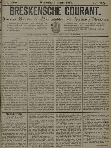 Breskensche Courant 1911-03-08