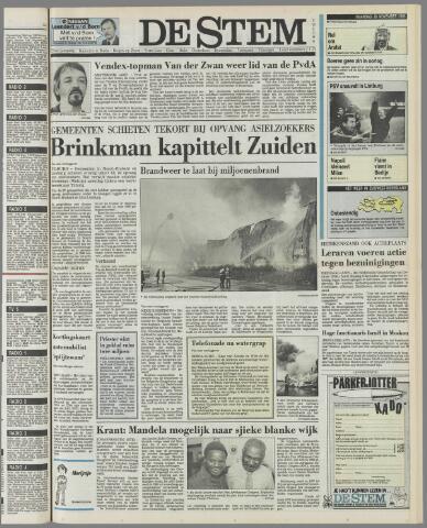 de Stem 1988-11-28
