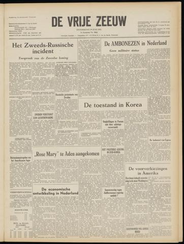 de Vrije Zeeuw 1952-06-19