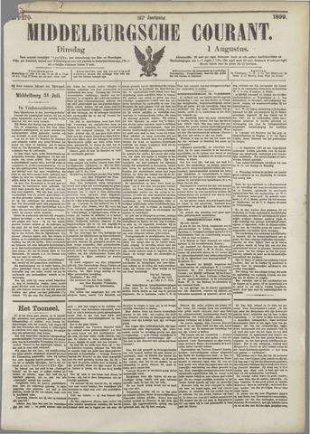 Middelburgsche Courant 1899-08-01
