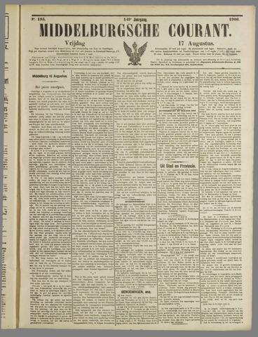 Middelburgsche Courant 1906-08-17