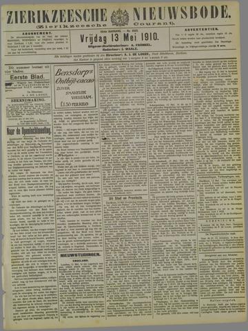 Zierikzeesche Nieuwsbode 1910-05-13