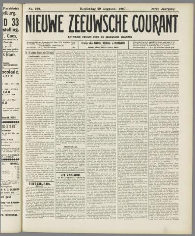 Nieuwe Zeeuwsche Courant 1907-08-29