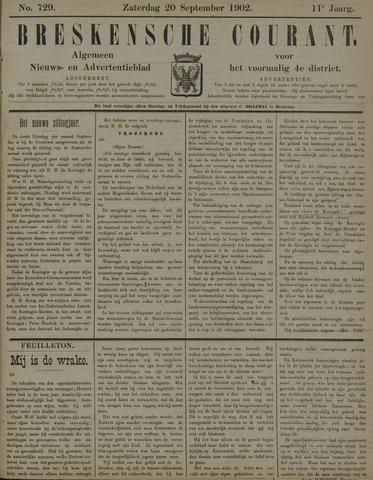 Breskensche Courant 1902-09-20